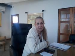 Sonia Donati confía en el pronunciamiento de los diputados.