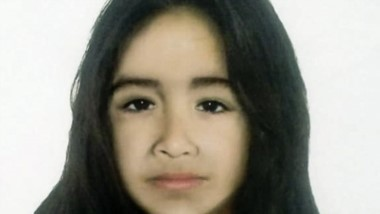 A 10 años de la desaparición de Sofía Herrera, así luciría hoy la adolescente, según un artista.
