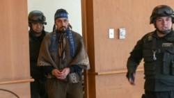 El líder mapuche Facundo Jones Huala fue condenado por la Justicia chilena a nueve años de prisión por el incendio de una vivienda y la tenencia ilegal de armas.