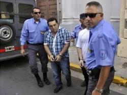 Gonzalo Caudana, el suegro de Nahir, acusado de liderar una organización narco criminal en las ciudades de Paraná y Concordia