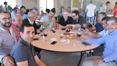 Con una gran cena, el Sindicato Regional de Luz y Fuerza de la Patagonia cerró el año en la Seccional Rawson.
