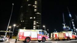 Unas 3.000 personas fueron evacuadas en Sidney después de que los vecinos de una torre de apartamentos de 34 pisos escucharan un gran ruido.