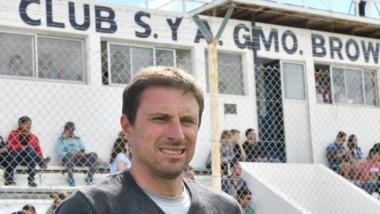 El entrenador Luciano Theiler sabe que Guillermo Brown debe mejorar, sobre todo en la parte ofensiva.