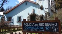El policía de 25 años prestaba servicio en la Comisaría 12. (Foto @rionegrocomar)