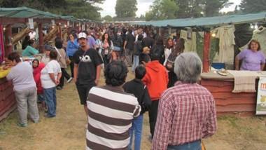 Epuyén se prepara para una nueva edición del evento que reúne por tres días a todos los artesanos de la Provincia del Chubut.