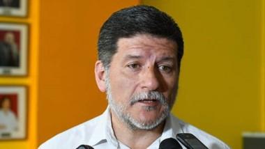 Marcelo Olivera,  titular de la Agencia de Desarrollo Productivo y Social de la Municipalidad de Trelew.