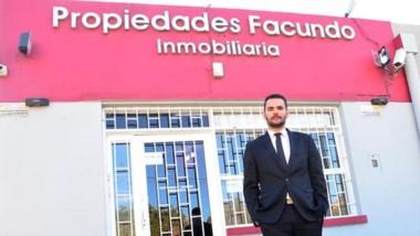 En siete años, Facundo Propiedades ha logrado consolidarse en el Valle Inferior.