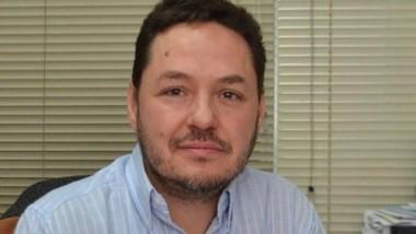 Cristián Rodríguez, coordinador de Rentas del municipio.