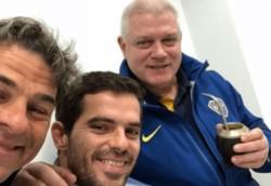 Jorge Batista fue quien operó al futbolista de 32 años que volvió a romperse el tendón de Aquiles.
