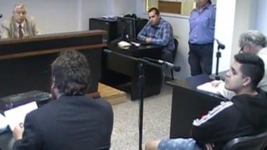 En la audiencia de control de detenidos celebrada ayer se resolvió la prisión preventiva por noventa días.
