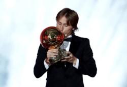 Por primera vez desde 2007, el ganador del Balón de Oro no es ni Lionel Messi ni Cristiano Ronaldo. Luka Modric cortó esa hegemonía.