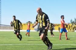 Elgorriaga, de penal, le dio la victoria como local a Deportivo Madryn.