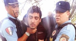 El agresor llamado Cristian, de 31 años y expareja de Alfonsina, fue detenido horas después en el barrio Bello Horizonte.