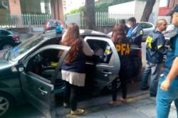 Con las pruebas acumuladas referente a los sitios que frecuentaba, los uniformados localizaron a la prófuga en la Ciudad de Buenos Aires y la detuvieron.