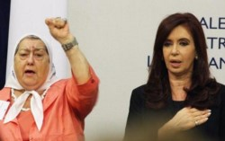 Hebe de Bonafini, consideró que la ex presidenta Cristina Kirchner