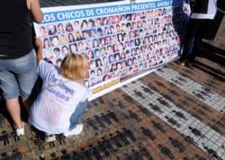 Actos y homenajes en el 14° aniversario de la tragedia de Cromañón.