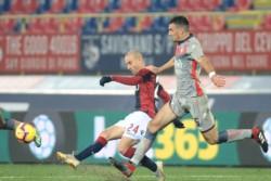 Palacio en acción. La Juventus será el rival de Bologna en la siguiente ronda.
