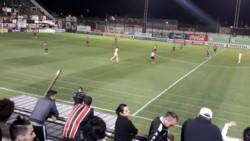 Mitre de Santiago del Estero venció 2-0 a Chacarita con goles de Mieres y Quinteros y quedó a 6 puntos de Sarmiento con un partido menos.