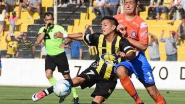 """El lunes pasado, el """"Depo"""" superó por 1-0 a Deportivo Roca."""
