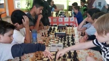 Unos 26 ajedrecistas de los talleres municipales de Trelew compitieron en el certamen chubutense.