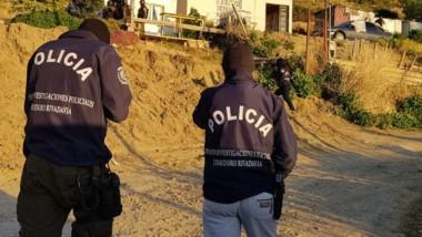 Los allanamientos se produjeron en nueve viviendas de Comodoro.