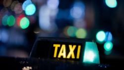 Los ladrones abordaron el taxi en la parada del barrio Armada