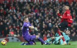 Arsenal es quinto lugar de la Premier League con 31 puntos, mientras que los de Mourinho siguen en picada, están en 8º lugar con 23 puntos.