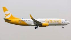 Flybondi, Norwegian Argentina y Avianca crecieron, transportando 153 mil pasajeros.