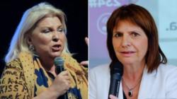 """Elisa Carrió dijo que """"lo que propone Patricia Bullrich viola los derechos humanos"""""""
