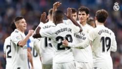 Real Madrid derrota 6-1 al Melilla y con un global de 10-1.
