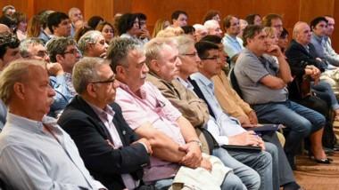 El Seminario contó con una gran participación.