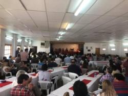 La Convención Radical sesionó en Gobernador Costa