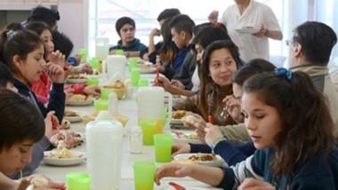 Por la situación social, hay varias escuelas que han solicitado para el próximo año el servicio de comedor.