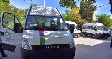 Nueva ambulancia. Se entregó nuevo equipamiento y ya hay gestiones para que se sumen otros 18 vehículos.