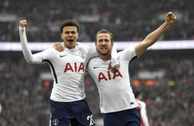 Tottenham se llevó el derbi del norte de Londres con un gol de Kane.