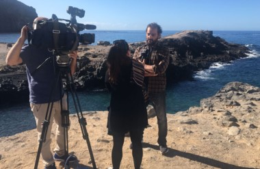 Roberto Bubas contó en España su experiencia con las Orcas en Chubut.