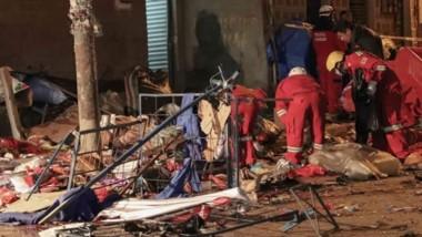 Una explosión de garrafa de gas cerca de la entrada folclórica del Carnaval de Oruro, registró varios fallecidos.