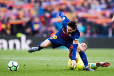 Barcelona no pudo abrir el candado del Getafe. Les tocó sufrir sobre el final, pero pudieron sostener al líder de la Liga.