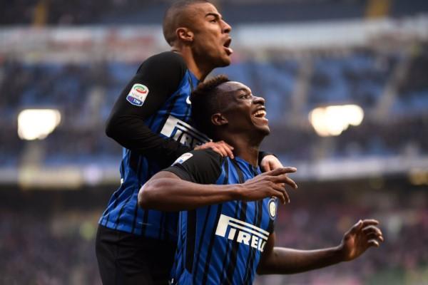 Tras 8 partidos, Inter volvió al triunfo: sin Icardi, venció 2-1 al Bologna con goles de Éder y Karamoh.