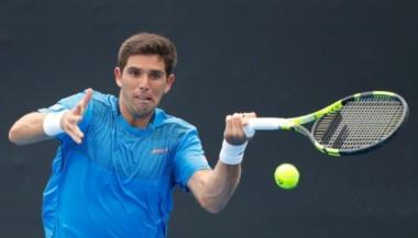 Delbonis accedió a los octavos de final del Argentina Open.