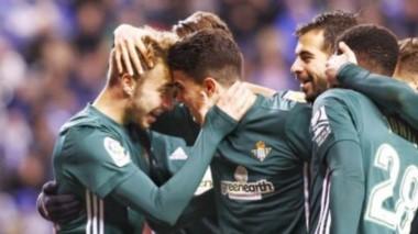 Buena victoria de Betis como visitante ante La Coruña.