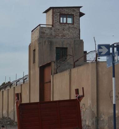 Bala. Custodios de la Alcaidía  actuaron bajo protocolo de seguridad.