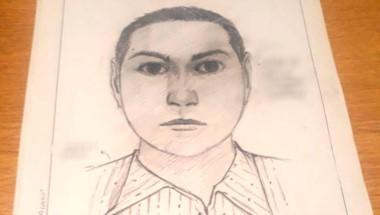 Revelaron el identikit del posible autor del asesinato de los dos policías.