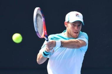 Schwartzman arrancó firme, ante la mirada de Sabatini: derrotó a Haider-Maurer por 6-4 y 6-3 y por 1ª vez en 5 actuaciones en el ATP de Buenos Aires buscará superar los octavos, ahora ante Bellucci.