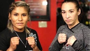 La boxeadora radicada en Madryn peleará por el cinturón pluma de la FIB.