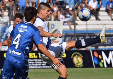 Guillermo Brown, que anoche se medía en Corrientes ante Boca Unidos por la fecha 14 de la B Nacional, espera rival en la Copa Argentina.