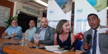 Julieta Gómez Otero, del CENPAT, sostuvo que los restos encontrados están registrados en esa entidad.