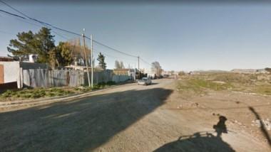 El siniestro ocurrió en una casa del barrio Restinga Alí (foto El Patagónico)
