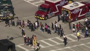 "Argentina que sobrevivió al tiroteo en Florida: ""Estamos destrozados""."