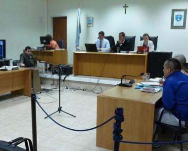 En la segunda jornada de juicio se escuchó a varios testigos.